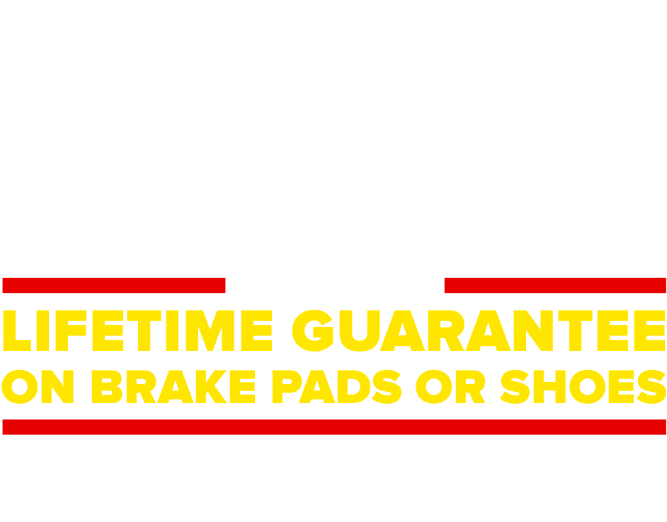 When combined, get up to $100 back via Visa prepaid card on 2 axle brake service by mail when you use the Midas Credit Card, with a Limited Lifetime Guarantee on brake pads or shoes. 12 Months special financing if paid in full onpurchases of $480 or more