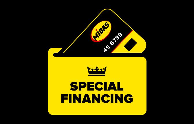 Midas Special Financing.